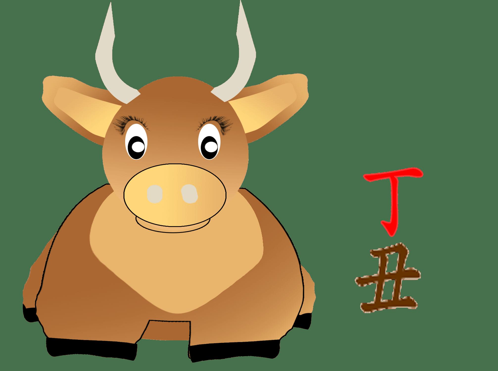 месяц 2019 года бык
